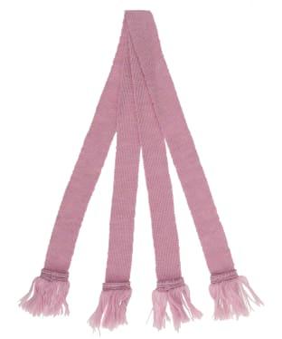 Pennine Plain Garter - Baby Pink