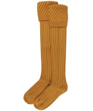 Pennine Chelsea Socks - Gold