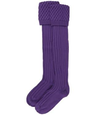 Pennine Chelsea Socks - Lupin