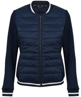 Women's Barbour Freestone Sweater Jacket