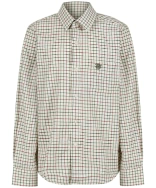 Boy's Alan Paine Ilkley Shirt, 3-16yrs - Country Check 2