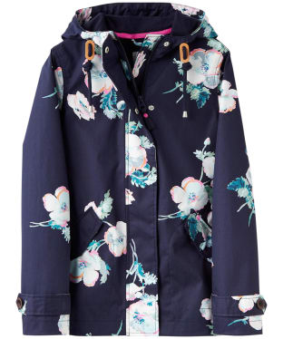 Women's Joules Coast Print Waterproof Jacket