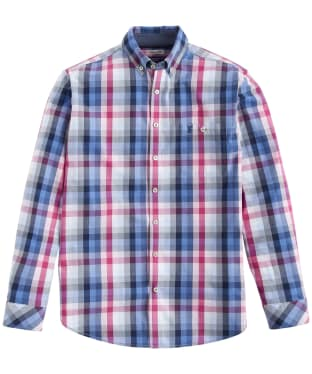 Men's Joules Hewney Classic Fit Shirt - Multi Check