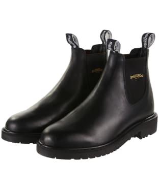 Men's R.M. Williams Stockyard Boots - H Fit - Black