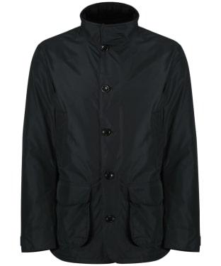Men's Barbour Temp Waterproof Jacket - Black