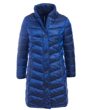 Women's Barbour Staffin Quilt - Sodalite Blue
