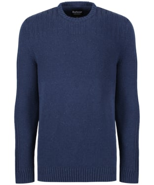Men's Barbour International Outlaw Crew Neck Sweater