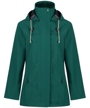 Women's Barbour Hanover Waterproof Jacket - Evergreen