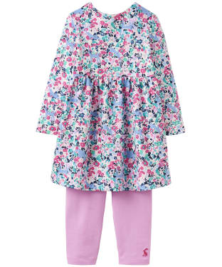 Girls Joules Toddler Christina Dress Set, 9-24m