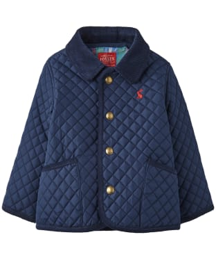 Boy's Joules Toddler Milford Quilted Jacket, 9-24m