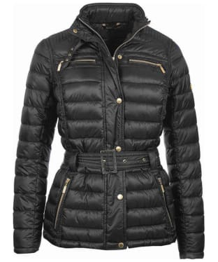 Women's Barbour International Cadwell Quilted Jacket
