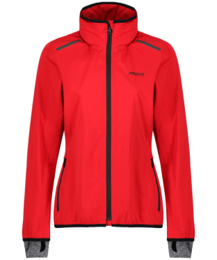 Women's Musto BR2 Arena Waterproof Jacket - Red