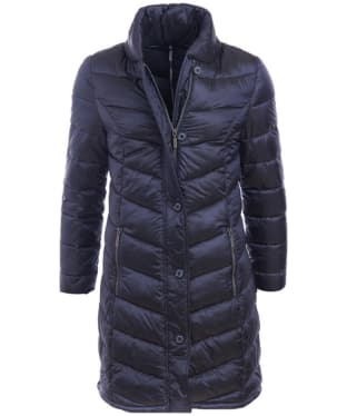 Women's Barbour Staffin Quilt - Navy