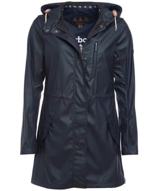 Women's Barbour Harbour Casual Jacket - Navy