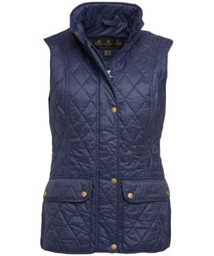 Women's Barbour Otterburn Gilet - Navy
