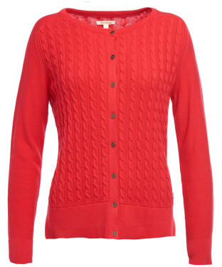 Women's Barbour Hett Knitted Cardigan