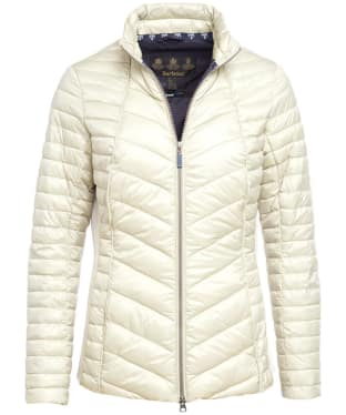 Women's Barbour Lighthouse Padded Jacket - Mist