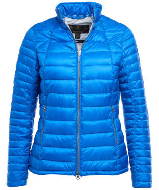 Women's Barbour Daisyhill Quilted Jacket - Victoria Blue