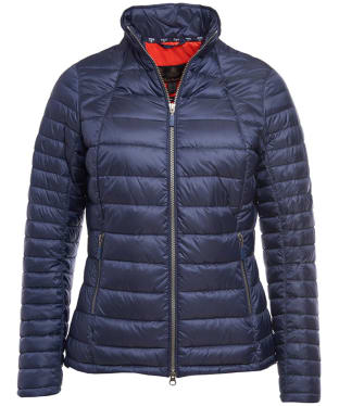 Women's Barbour Daisyhill Quilted Jacket - Navy