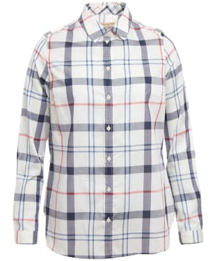 Women's Barbour Hett Shirt - Summer Tartan