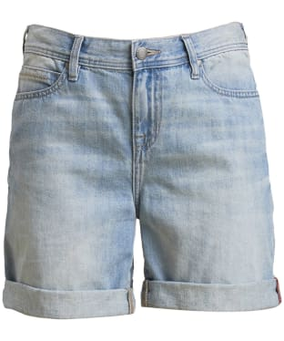 Women's Barbour Daisyhill Shorts - Bleach Wash