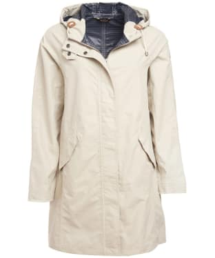 Women's Barbour Hartland Waterproof Jacket - Mist