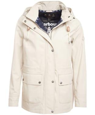 Women's Barbour Hawkins Waterproof Jacket - Mist