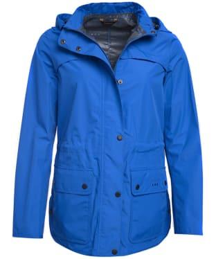 Women's Barbour Barometer Waterproof Jacket - Victoria Blue