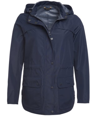 Women's Barbour Barometer Waterproof Jacket - Navy