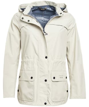 Women's Barbour Barometer Waterproof Jacket - Mist