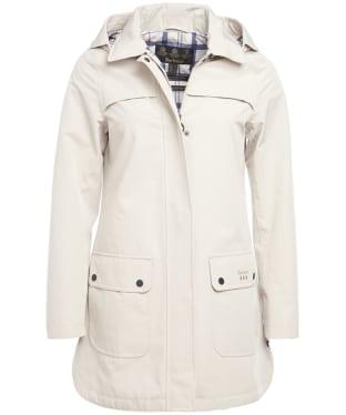 Women's Barbour Almanac Waterproof Jacket - Mist