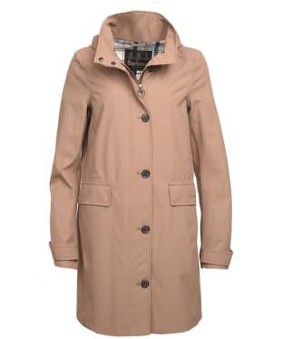 Women's Barbour Kirkwall Waterproof Jacket - Camel
