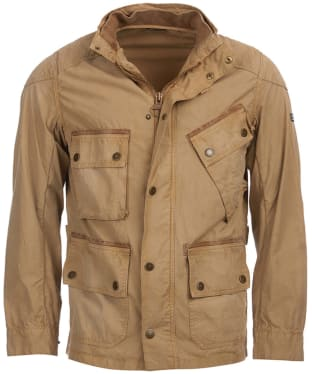 Men's Barbour International Tempo Casual Jacket - Stone