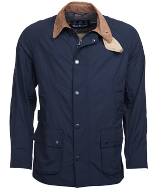 Men s Barbour Squire Casual Jacket - Navy fd843a6a38ad