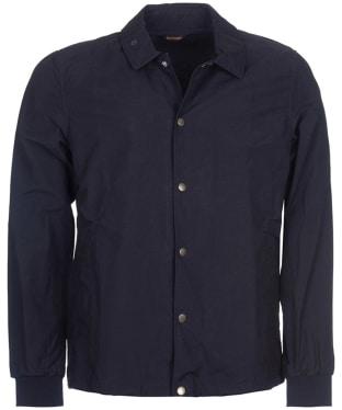 Men's Barbour Reel Casual Jacket - Navy