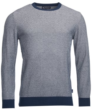 Men's Barbour Perch Crew Neck Sweater