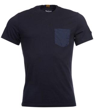 Men's Barbour International Balance Pocket Tee - Black