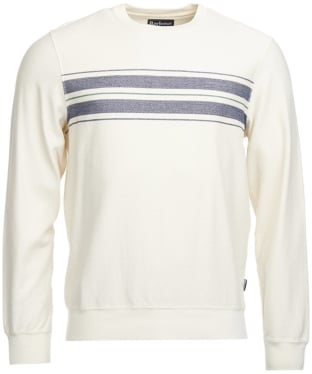 Men's Barbour Zander Crew Neck Sweater