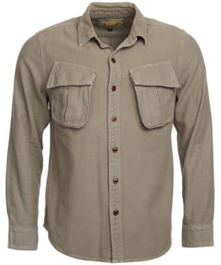 Men's Barbour Steve McQueen Bow Tailored Overshirt
