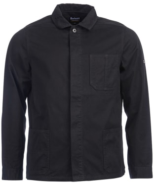 Men's Barbour International Anderson Overshirt - Navy