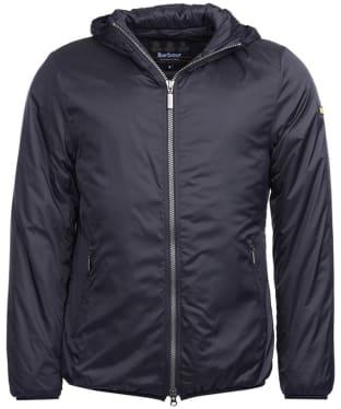 Men's Barbour International Draft Quilt Jacket