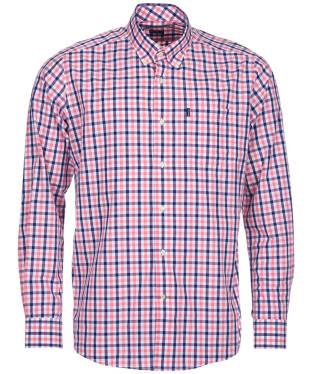 Men's Barbour Gingham 4 Tailored Shirt