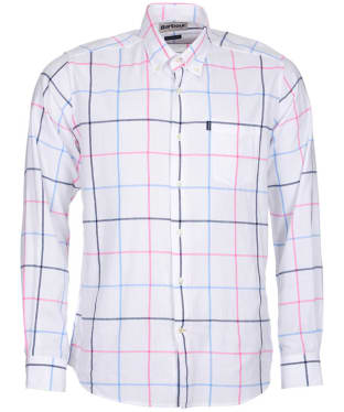 Men's Barbour Tattersall 5 Tailored Shirt
