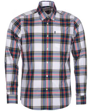 Men's Barbour Highland 5 Tailored Shirt
