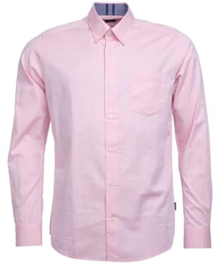 Men's Barbour Crichton Shirt - Dusty Pink