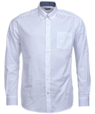 Men's Barbour Crichton Shirt - White