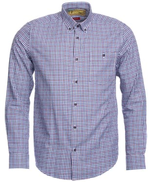 Men's Barbour Steve McQueen Level Shirt - Blue