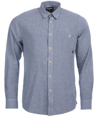 Men's Barbour International Plater Shirt - Ecru