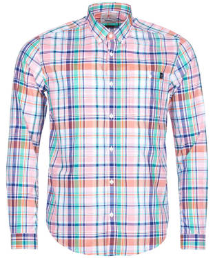 Men's Barbour Biggin Check Shirt