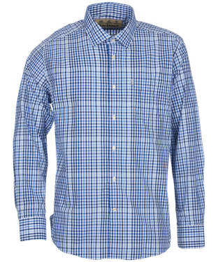 Men's Barbour Holker Shirt - Blue